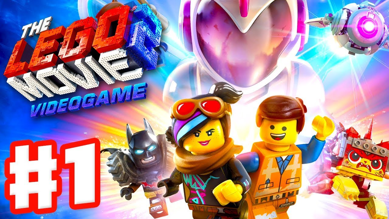 The Lego Movie 2 Videogame Gameplay Walkthrough Part 1 Intro And Apocalypseburg Youtube