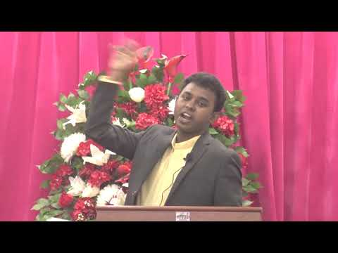 Careful selection of Isaac's Bride by Abraham Tamil bible study, Dated 30th November 2017