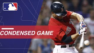 Condensed Game: TB@BOS - 8/17/18