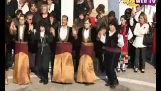 Ποντιακό χορευτικό Φιλυριάς - Κουρμπάνι Γουμένισσας 2011 - Eidisis.gr Web TV