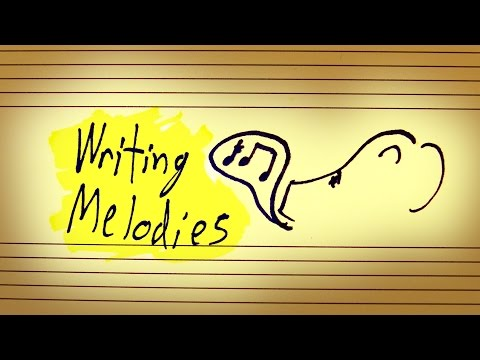 Three Tips For Writing A Great Melody