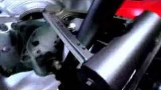 New 2007 Alfa Romeo 8C Competizione promotional video