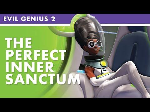 Evil Genius 2 | The Ultimate Inner Sanctum |