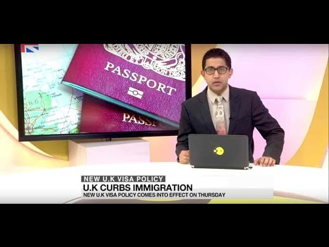 U.K. Curbs Immigration