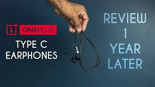 ONEPLUS USB Type-C Bullets Earphones Review : 1 Year Later - Best For OnePlus 7T