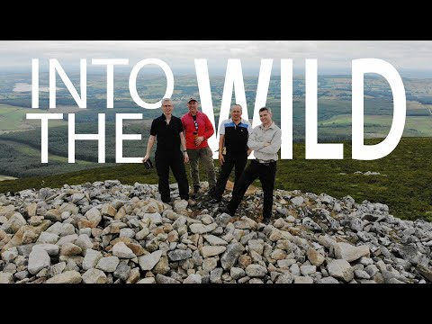 Into The Wild - Camping In Ireland