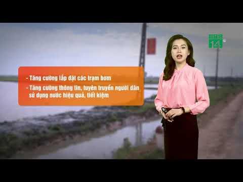Thời tiết 6h 16/08/2019: Hà Nội giảm nhiệt, nhiệt độ cao nhất 36 độ| VTC14