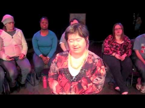Interact Theater Company presents Disabled Theater by Jerome Bel