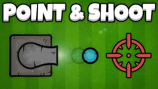 Thumbnail for 'Point and Shoot / Turret Tutorial - Unity'