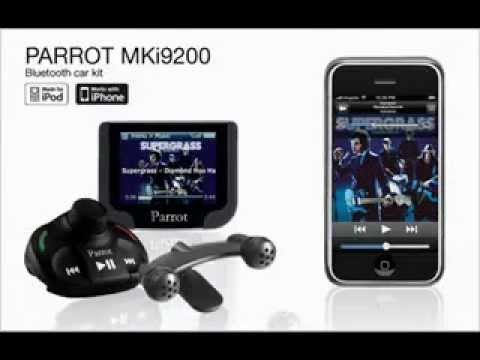 Parrot MKi9200 Advanced Color Display Bluetooth Hands-Free Music Kit- Reviews