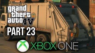 GTA 4 Xbox One Gameplay Walkthrough Part 23 - TRASHMASTER
