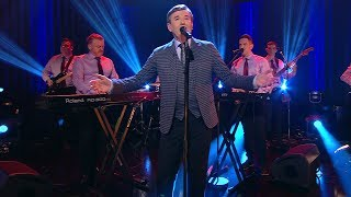 Daniel O 39 Donnell 39 Walking In The Moonlight 39 The Late Late Show RTÉ One