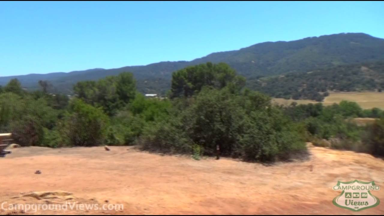 Dennison Park Campground Ojai California Ca Youtube