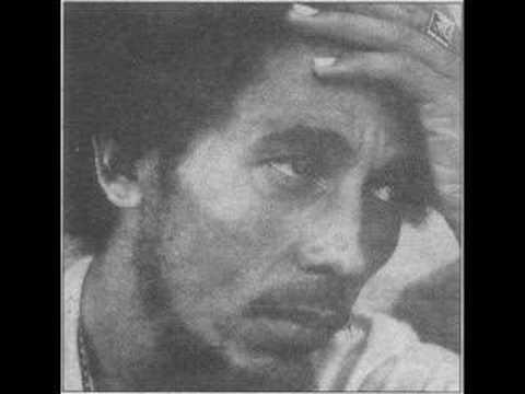 Bob Marley acoustic song