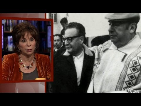 Isabel Allende Remembers Meeting Chilean Poet Pablo Neruda & Reacts to the Exhumation of His Remains