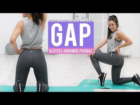Glúteos abdomen y piernas   Ejercicios para tonificar