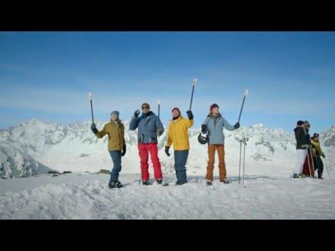 #AbindieBerge - die Schweiz ruft