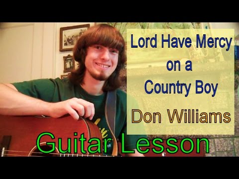 Lord Have Mercy On A Country Bo Chords By Josh Turner Worship Chords