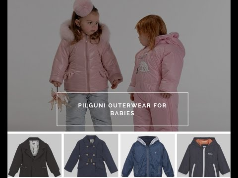 f2871edca Pilguni outerwear for babies | designerchildrensclothes.co.uk