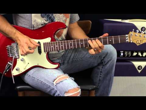 Bluesy Hard Rock Licks - Soloing Ideas - Guitar Lesson - How To Solo