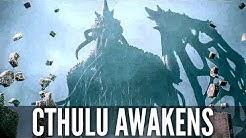 CALL OF CTHULHU - CTHULHU Awakens Scene