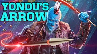 How Fast is Yondu's Arrow In Guardians of the Galaxy Vol. 2?
