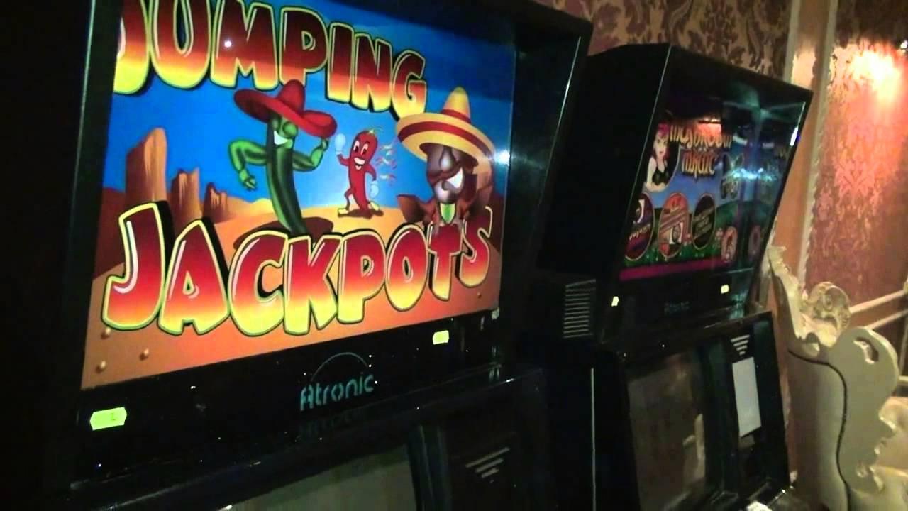 Список Игровых Автоматов