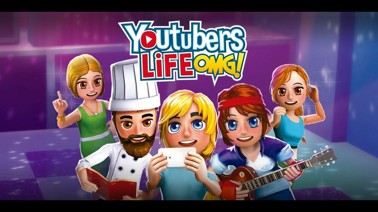 تحميل لعبة youtubers life omg للكمبيوتر
