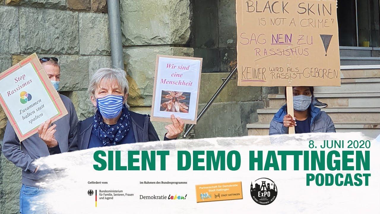 Silent Demo Köln