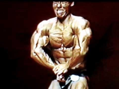 DAVID YEUNG ''Bolo jr'' - 1997' NPC Bodybuilding - YouTube