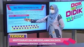Teroka (2021)   Menengah Rendah: Literasi Digital – ASK – Kriptografi Dalam Keselamatan Data
