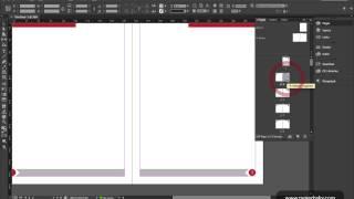 ١١- الدرس الحادي عشر - ترقيم الصفحات - InDesign CC 2015