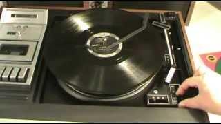 Restore Vtg SOUNDESIGN PLL AM-FM Stereo Receiver 8 Track Cassette Recorder Model 6949