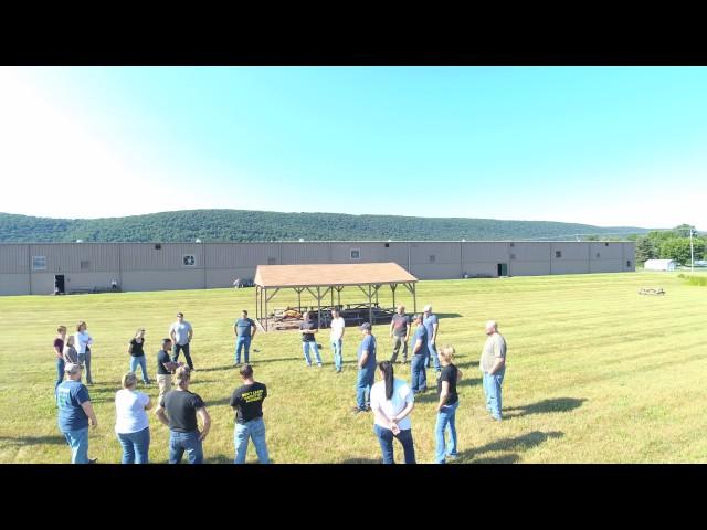 Hegins outdoor training best
