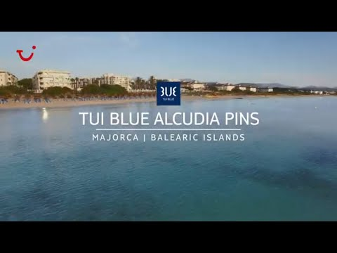 TUI BLUE Alcudia Pins