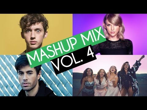 Best Pop Mashup Mix Vol. 4 (2018)
