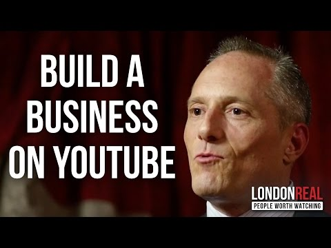 WHY MOST YOUTUBERS ARE BAD BUSINESS PEOPLE - Brian Rose on London Real