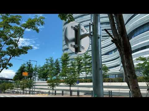 韩国 旅游 韩国 打卡 韩剧恶魔法官 拍摄地之一 CJ Blossom Park 一起云逛街 walking around The Devil Judge filming location 2