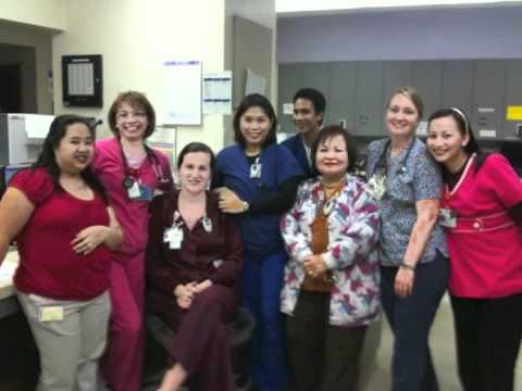 Mills Peninsula Hospital in Burlingame and San Mateo NursingWeek AVP