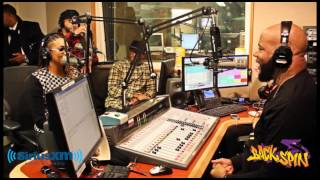 Ed Lover Show - MC Lyte Interview
