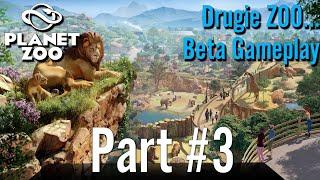 Beta GamePlay - Planet ZOO (Drugie Zoo...) Part #3