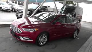 2017 Ford Fusion Review & Pricing | West Coast Ford Lincoln
