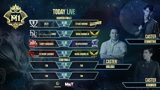 M1 LAOS QUALIFIER - QUARTER FINALS