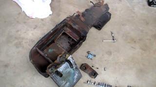 1970 Elcamino/Chevelle Heater Core Replacement Tutorial