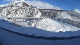 видео Черный прижим, Якутия, 2017