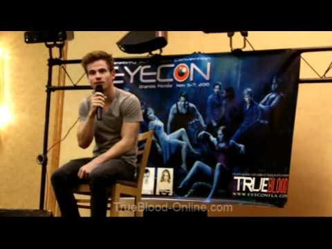 Allan Hyde Q&A Eyecon 2010
