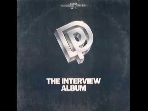 Deep Purple - The Interview Album