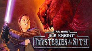 Star Wars Jedi Knight: Mysteries of the Sith - (Level 1) New Republic Base on Altyr 5