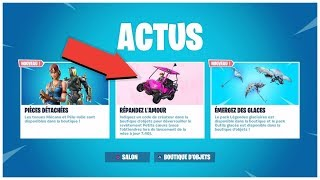 """HOW DO 3 SKIN - A CAMOUFLAGE """"PETIT COEUR"""" FREE ON FORTNITE!"""