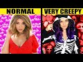 How Creepy Are You Really? QUIZ w/ Gloom - YouTube